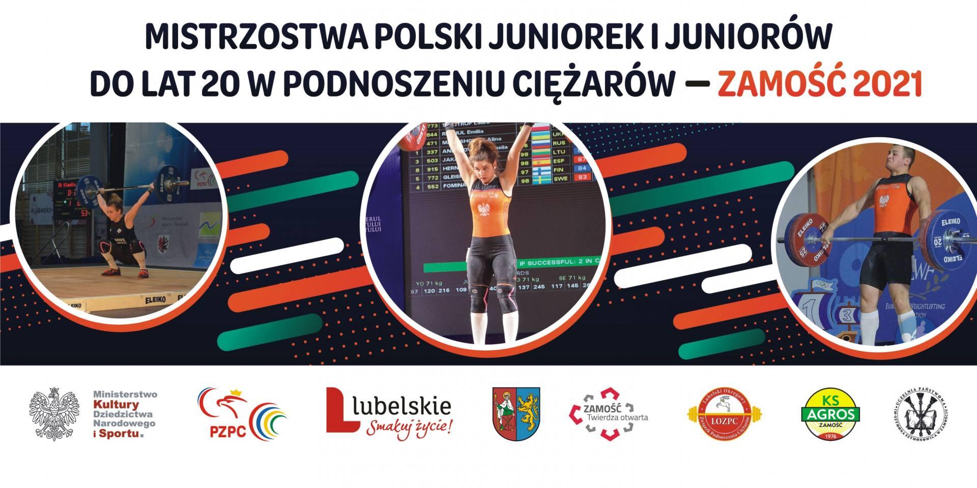 baner ciezary 2021 3 Zamość gospodarzem Mistrzostw Polski