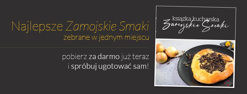 banner ksiazka kucharska ZAMOŚĆ: Miasto zaprasza do udziału w konkursie kulinarnym