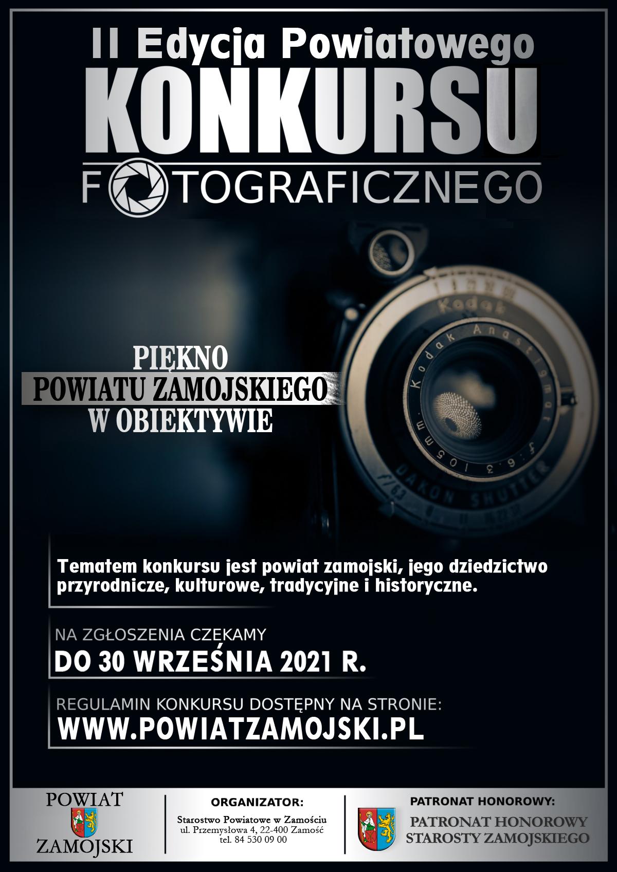 ii edycja 1200x1697 kopia Uchwyć w kadrze piękno naszego powiatu i wygraj nagrody!