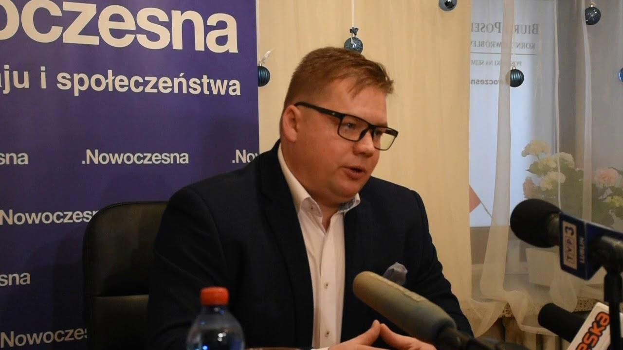 Radny z Zamościa przechodzi do ruchu Szymona Hołowni