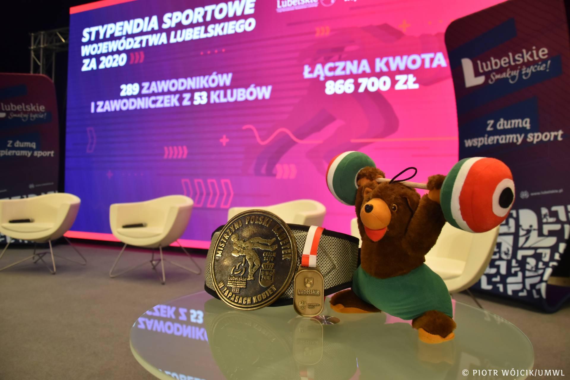 umw 0012 Stypendia sportowe Marszałka Woj. Lubelskiego na rok 2021 przyznane