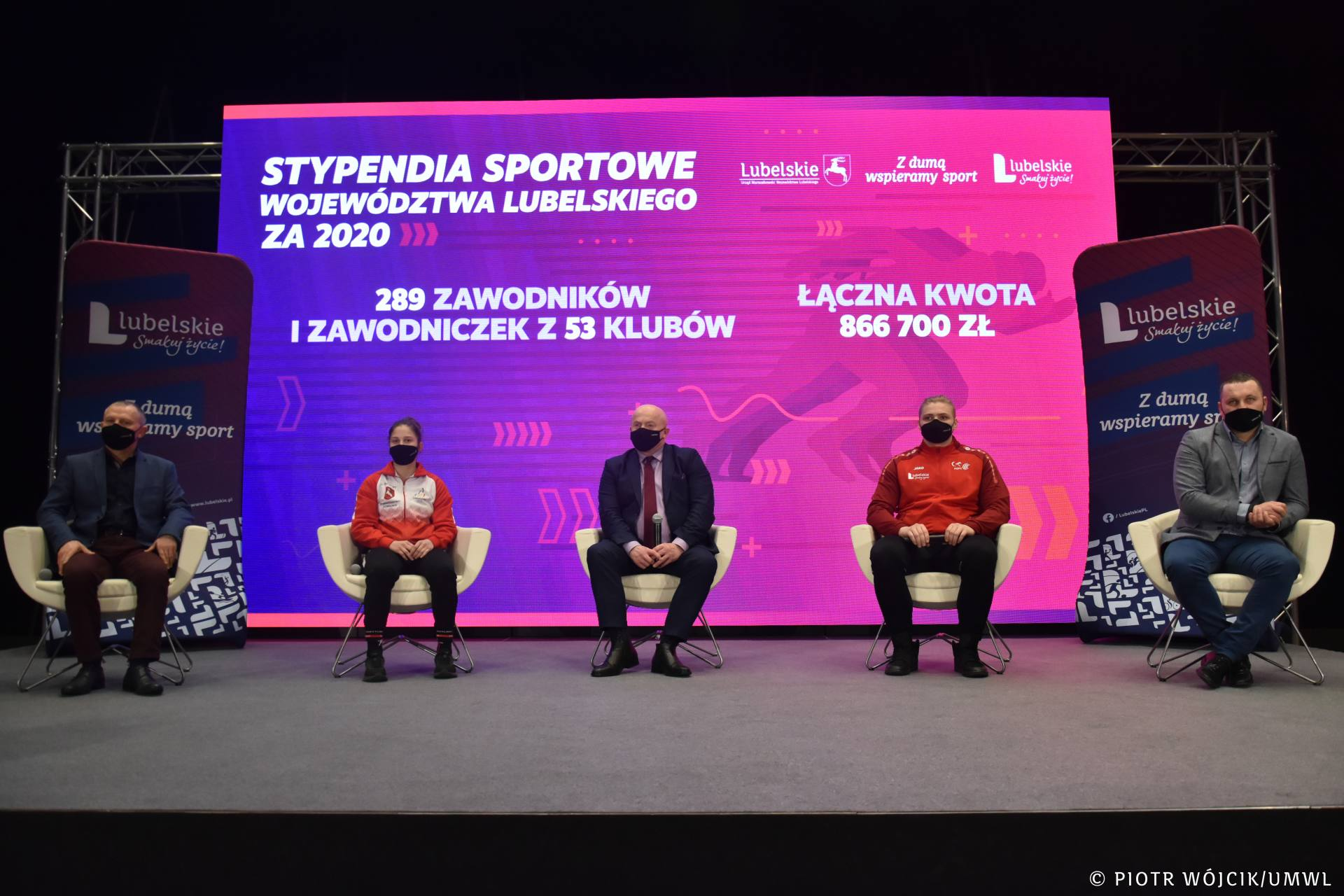 umw 0051 Stypendia sportowe Marszałka Woj. Lubelskiego na rok 2021 przyznane