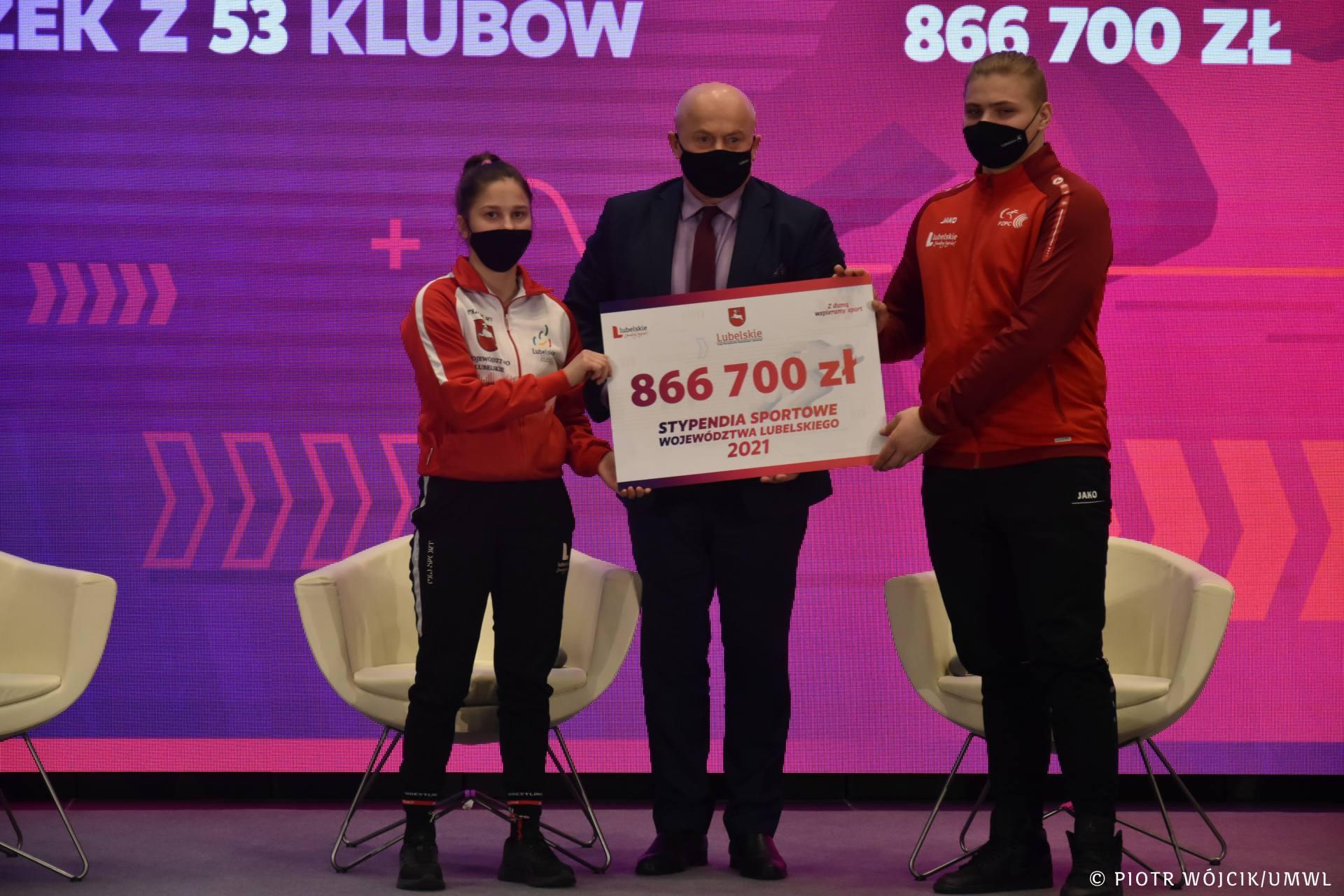 umw 0132 Stypendia sportowe Marszałka Woj. Lubelskiego na rok 2021 przyznane