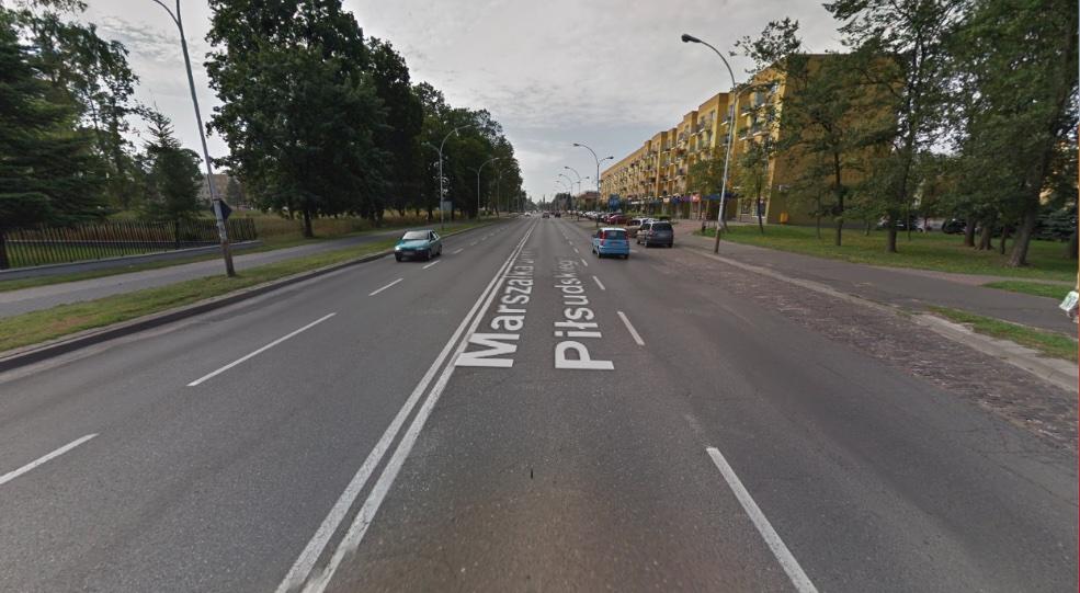 zrzut ekranu 2021 04 22 o 091421 UWAGA, kierowcy! Szykuje się rewolucja na ul. Piłsudskiego!