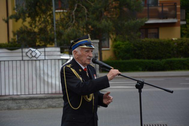21ds24 Dzień strażaka w Zamościu. Awanse i odznaczenia (zdjęcia)