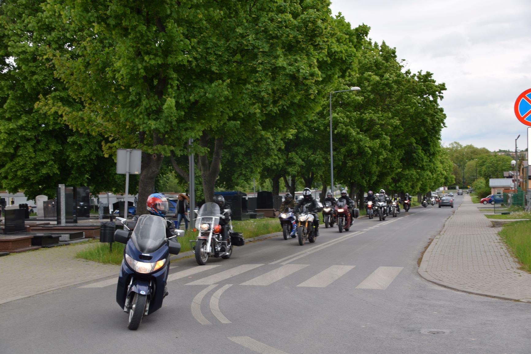 2lbot rajd weterana 1 Lubelscy Terytorialsi w II Rajdzie Motocyklowym Weteranów