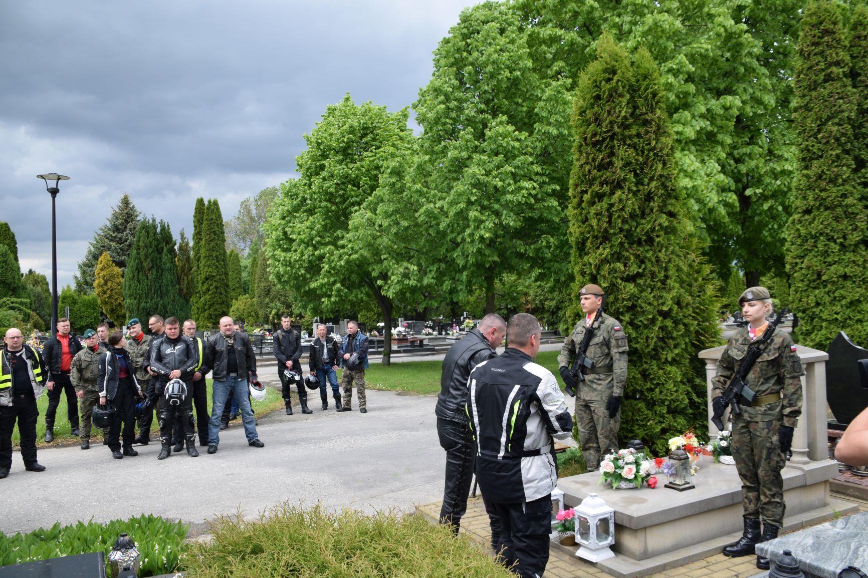 2lbot rajd weterana 3 Lubelscy Terytorialsi w II Rajdzie Motocyklowym Weteranów
