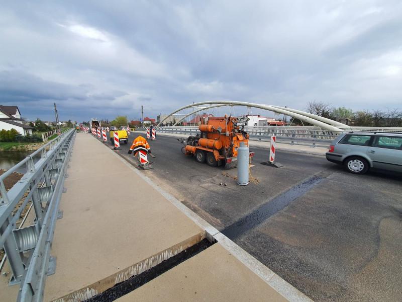 45326 Nowy most w Szczebrzeszynie bliski ukończenia