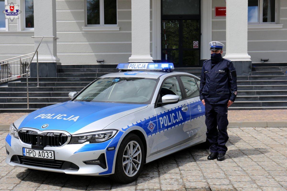 68 184486 Policjanci pożegnali swojego kolegę (zdjęcia i film)