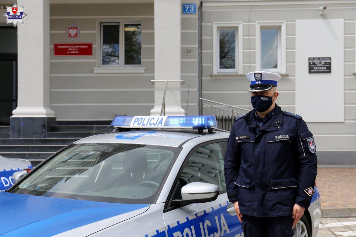 68 184488 Policjanci pożegnali swojego kolegę (zdjęcia i film)