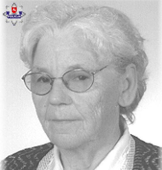 68 185266 Zaginęła 89-letnia Teresa Ciuruś. Trwają poszukiwania. UDOSTĘPNIJ!