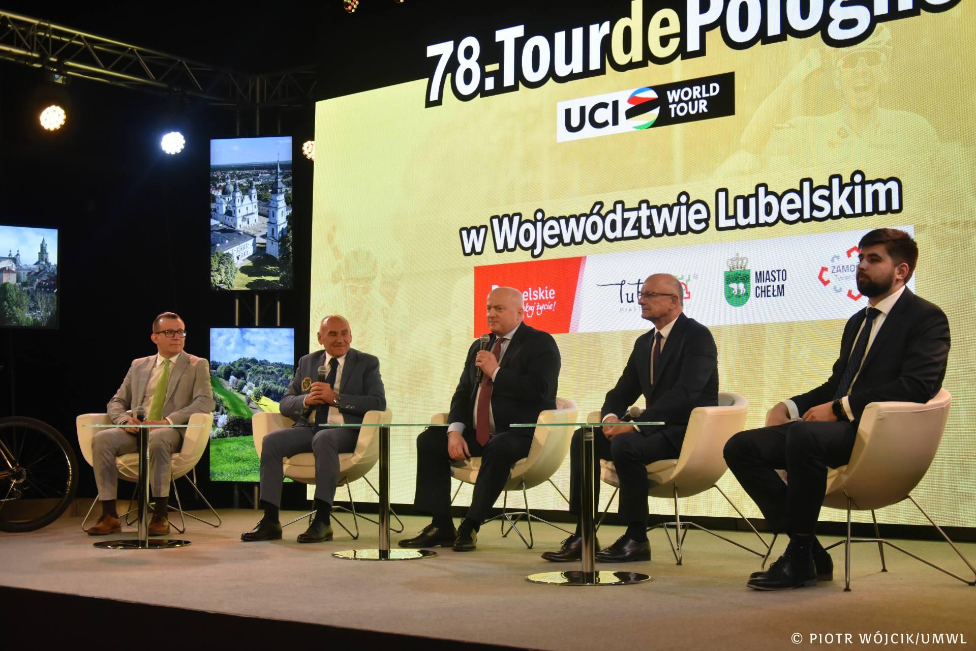 umw 0038 1 Tour de Pologne 2021: Kolarze pojadą m.in. przez: Radecznicę, Nielisz, Zamość i Krasnobród.