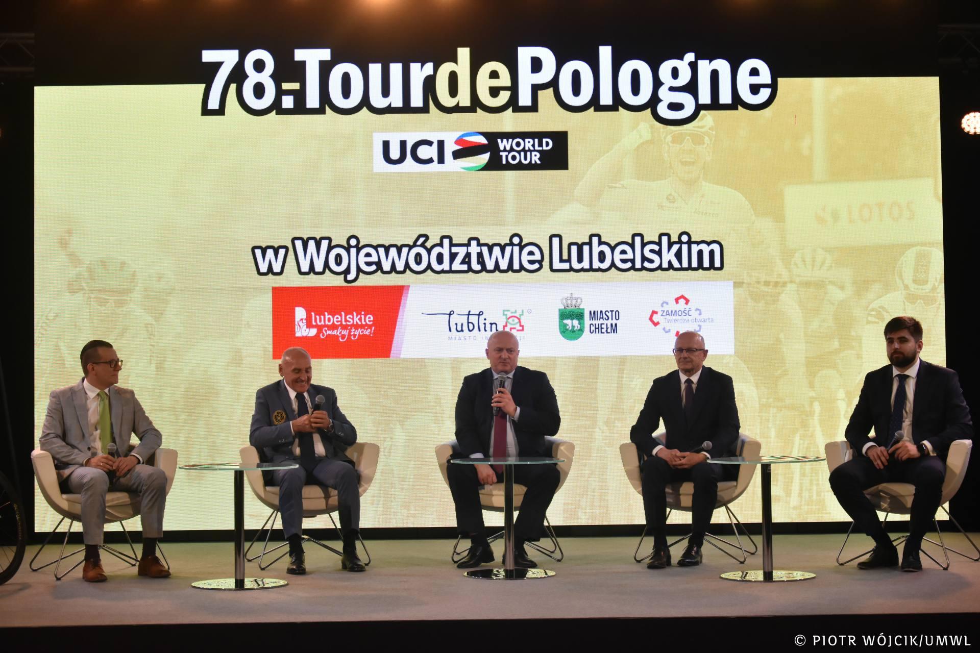 umw 0047 1 Tour de Pologne 2021: Kolarze pojadą m.in. przez: Radecznicę, Nielisz, Zamość i Krasnobród.