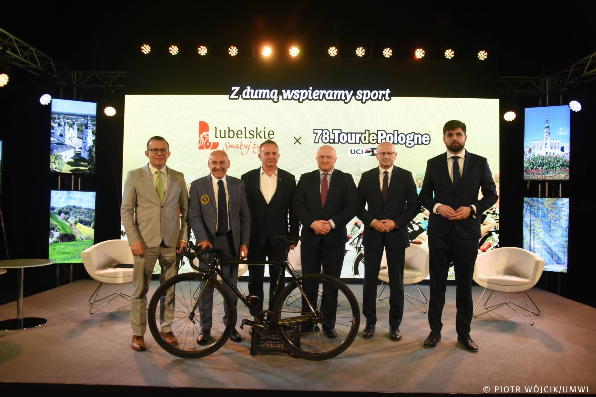 umw 0227 Tour de Pologne 2021: Kolarze pojadą m.in. przez: Radecznicę, Nielisz, Zamość i Krasnobród.