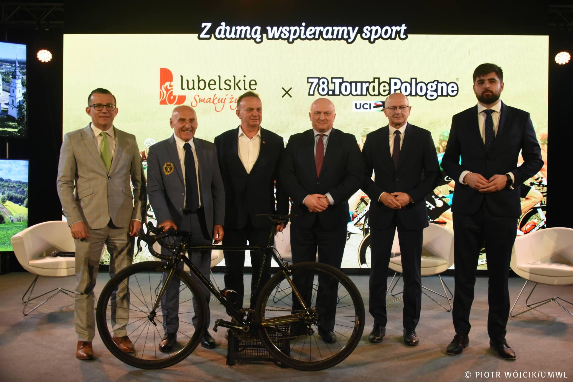 umw 0230 Tour de Pologne 2021: Kolarze pojadą m.in. przez: Radecznicę, Nielisz, Zamość i Krasnobród.