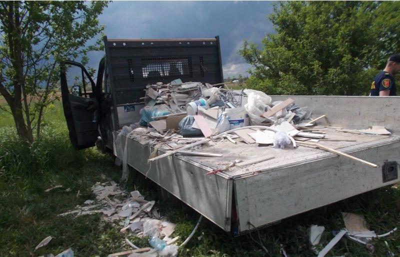 zrzut ekranu 2021 05 19 o 110758 ZAMOŚĆ: Chciał niepostrzeżenie pozbyć się sporej ilości odpadów budowlanych