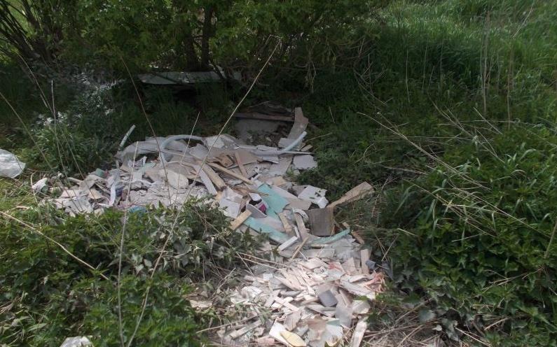 zrzut ekranu 2021 05 19 o 110847 ZAMOŚĆ: Chciał niepostrzeżenie pozbyć się sporej ilości odpadów budowlanych