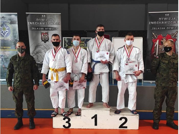 zrzut ekranu 2021 05 25 o 125543 Wojskowe zawody w Judo.