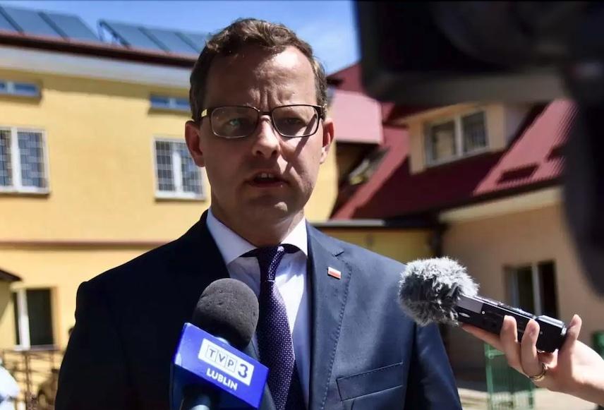 zrzut ekranu 2021 05 27 o 124421 Wiceminister Marcin Romanowski przyjedzie do Zamościa, by zapowiedzieć nową inwestycję