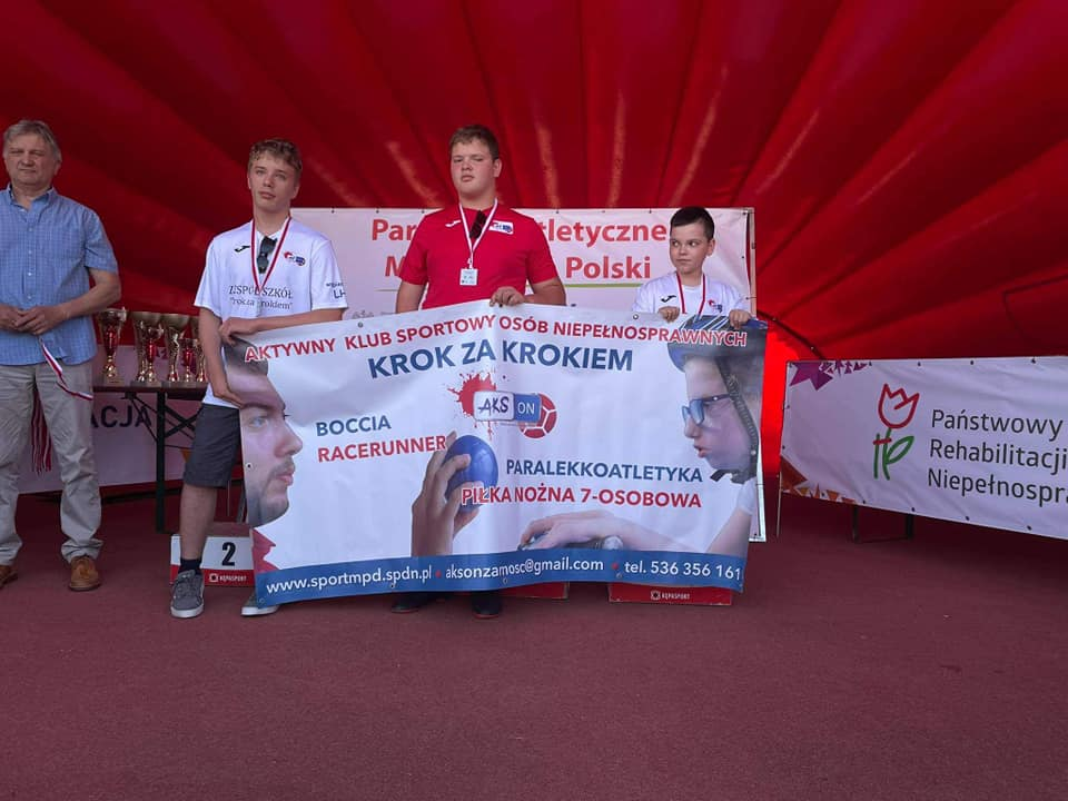 201436974 2824524621133336 6676450974604324751 n Wysyp medali dla AKSON