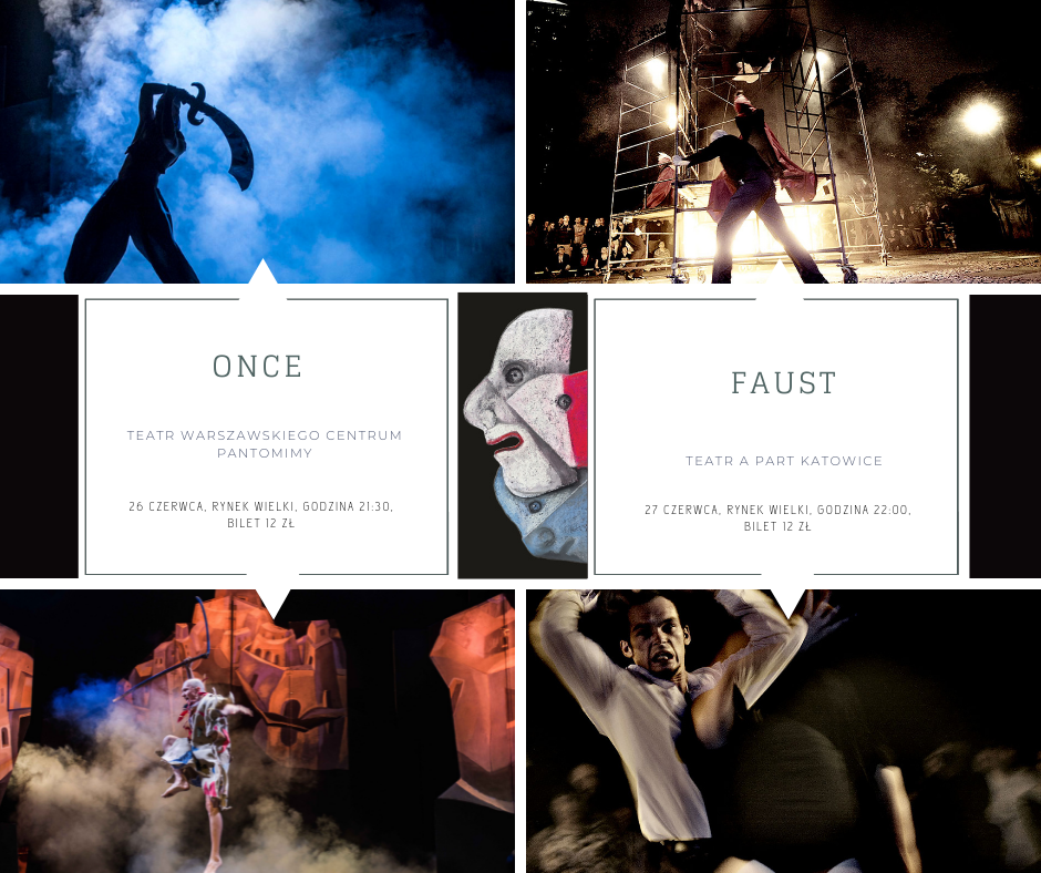 206447468 4863805980301683 5554765752377041712 n Kolejne spektakle Zamojskiego Lata Teatralnego już w weekend!
