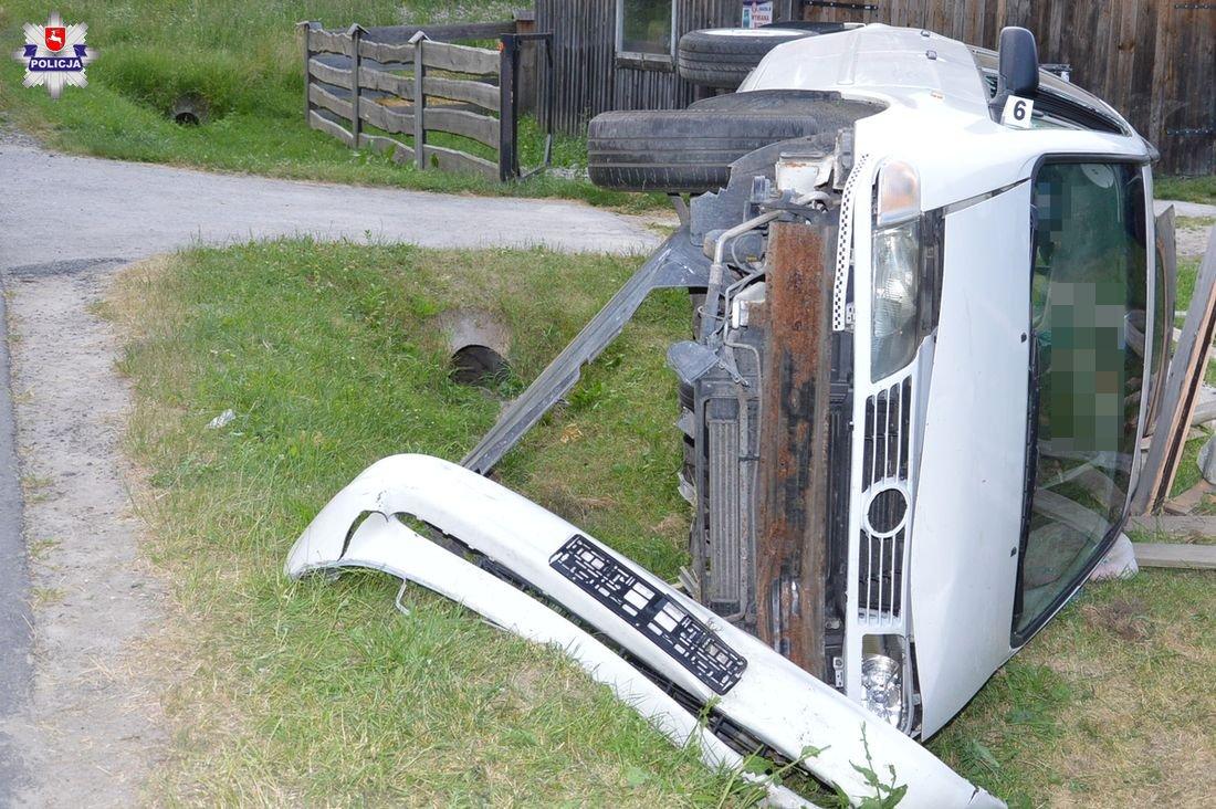 68 186496 Dwa tragiczne wypadki. Nie żyje 14-letnie dziecko