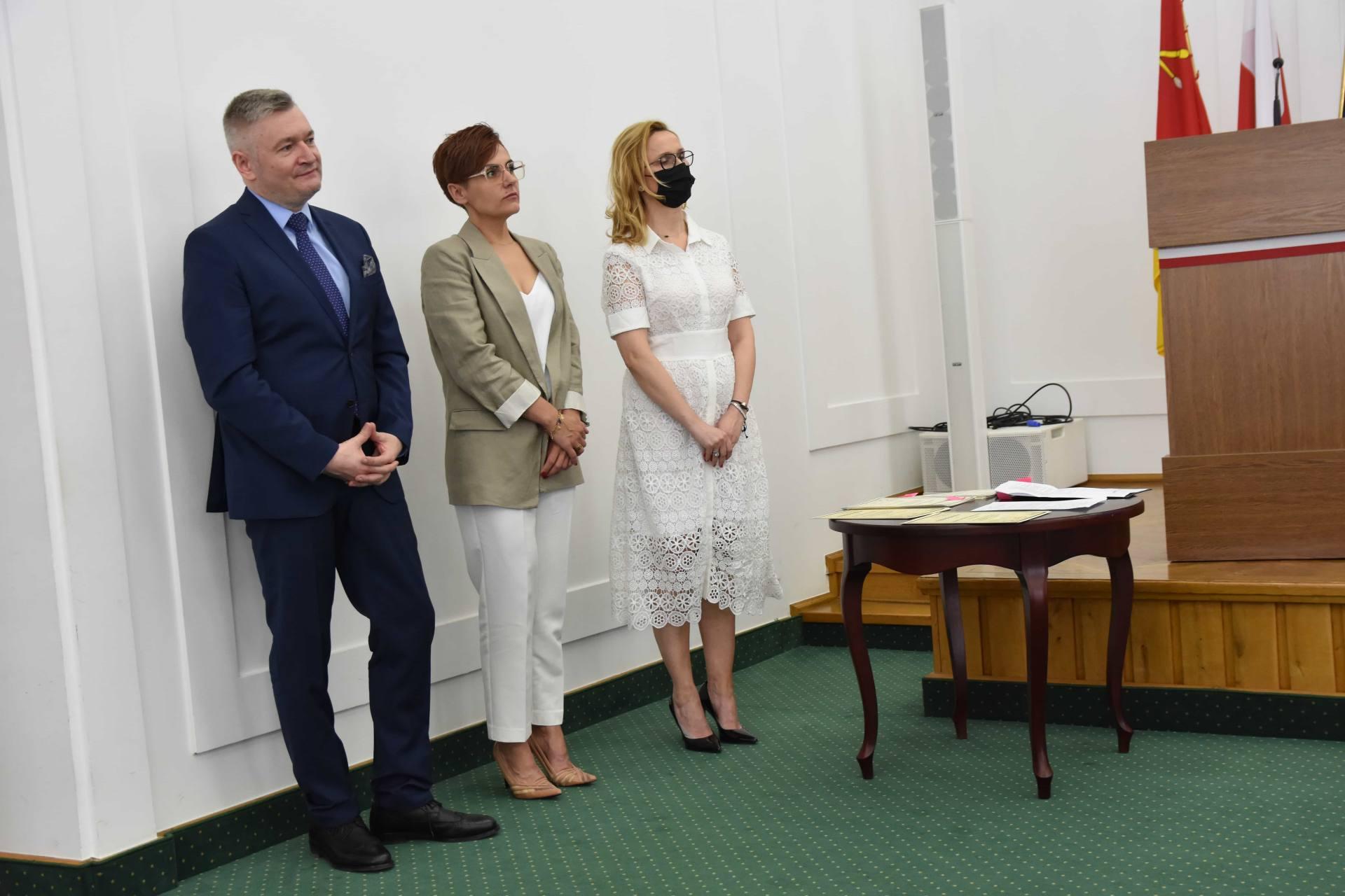 dsc 5251 Uroczyste podsumowanie Konkursu Recytatorsko-Fotograficznego inspirowanego twórczością Tadeusza Różewicza [ZDJĘCIA]