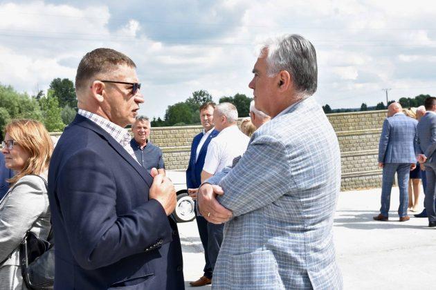 dsc 6974 Zamojskie Zakłady Zbożowe otworzyły w Skierbieszowie nowy punkt skupu zbóż [ZDJĘCIA, FILM]