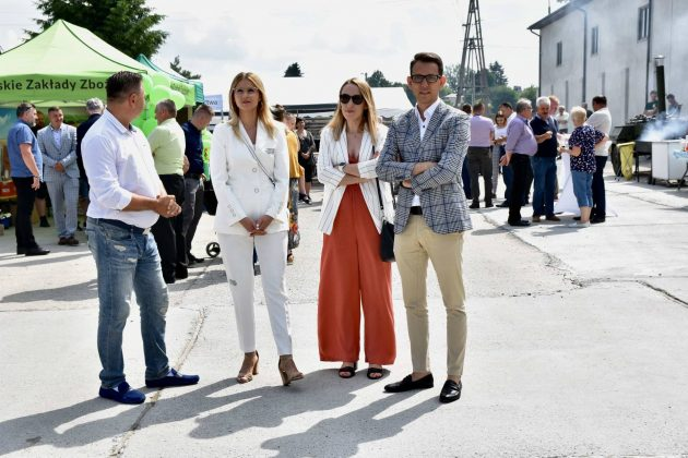 dsc 6976 Zamojskie Zakłady Zbożowe otworzyły w Skierbieszowie nowy punkt skupu zbóż [ZDJĘCIA, FILM]