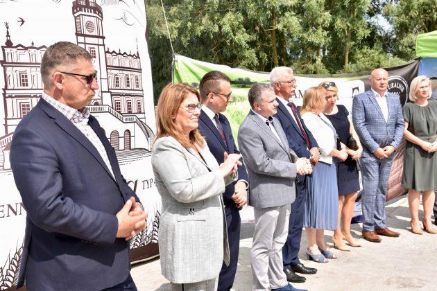 dsc 6983 Zamojskie Zakłady Zbożowe otworzyły w Skierbieszowie nowy punkt skupu zbóż [ZDJĘCIA, FILM]