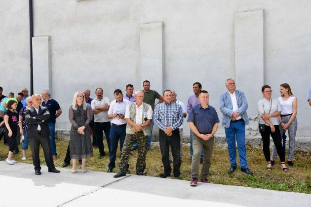 dsc 6985 Zamojskie Zakłady Zbożowe otworzyły w Skierbieszowie nowy punkt skupu zbóż [ZDJĘCIA, FILM]