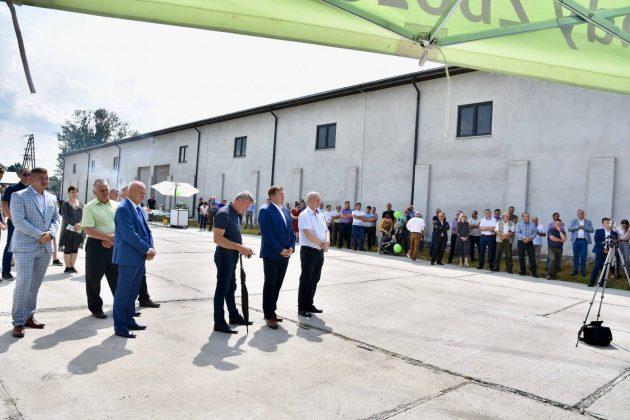 dsc 6992 Zamojskie Zakłady Zbożowe otworzyły w Skierbieszowie nowy punkt skupu zbóż [ZDJĘCIA, FILM]