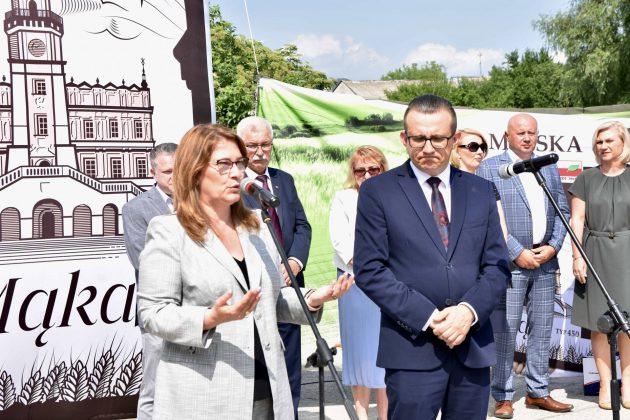 dsc 7002 Zamojskie Zakłady Zbożowe otworzyły w Skierbieszowie nowy punkt skupu zbóż [ZDJĘCIA, FILM]