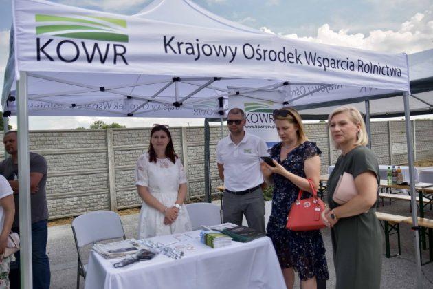 dsc 7046 Zamojskie Zakłady Zbożowe otworzyły w Skierbieszowie nowy punkt skupu zbóż [ZDJĘCIA, FILM]