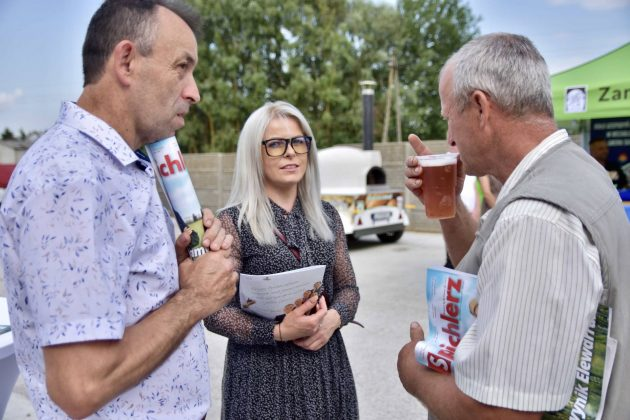 dsc 7052 Zamojskie Zakłady Zbożowe otworzyły w Skierbieszowie nowy punkt skupu zbóż [ZDJĘCIA, FILM]