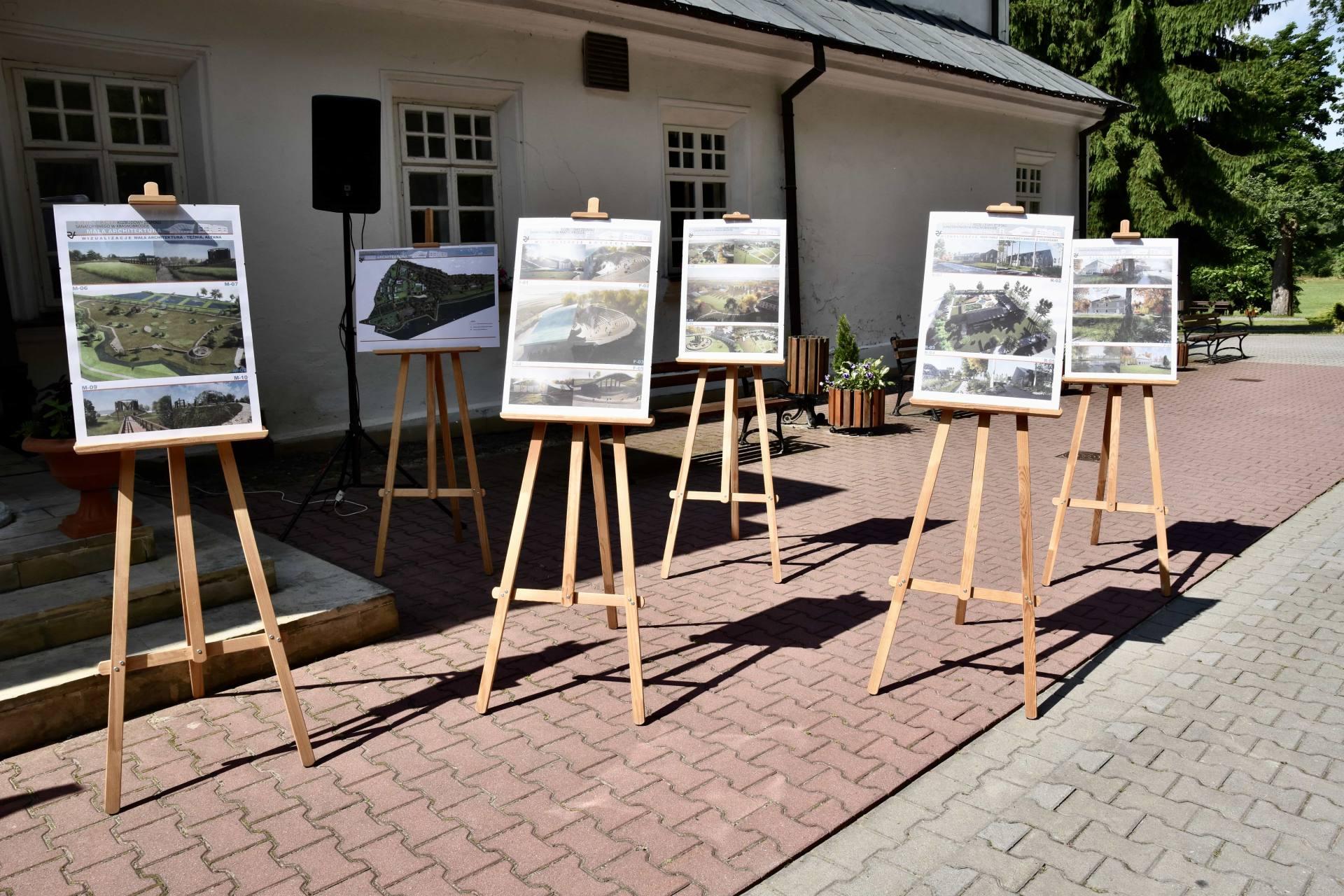 dsc 7392 Za 80 mln zł rozbudowane zostanie sanatorium w Krasnobrodzie.
