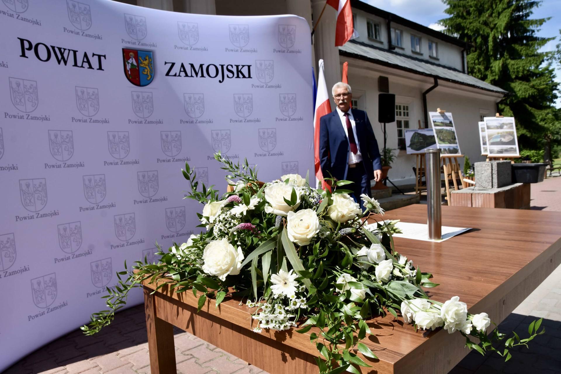 dsc 7394 Za 80 mln zł rozbudowane zostanie sanatorium w Krasnobrodzie.
