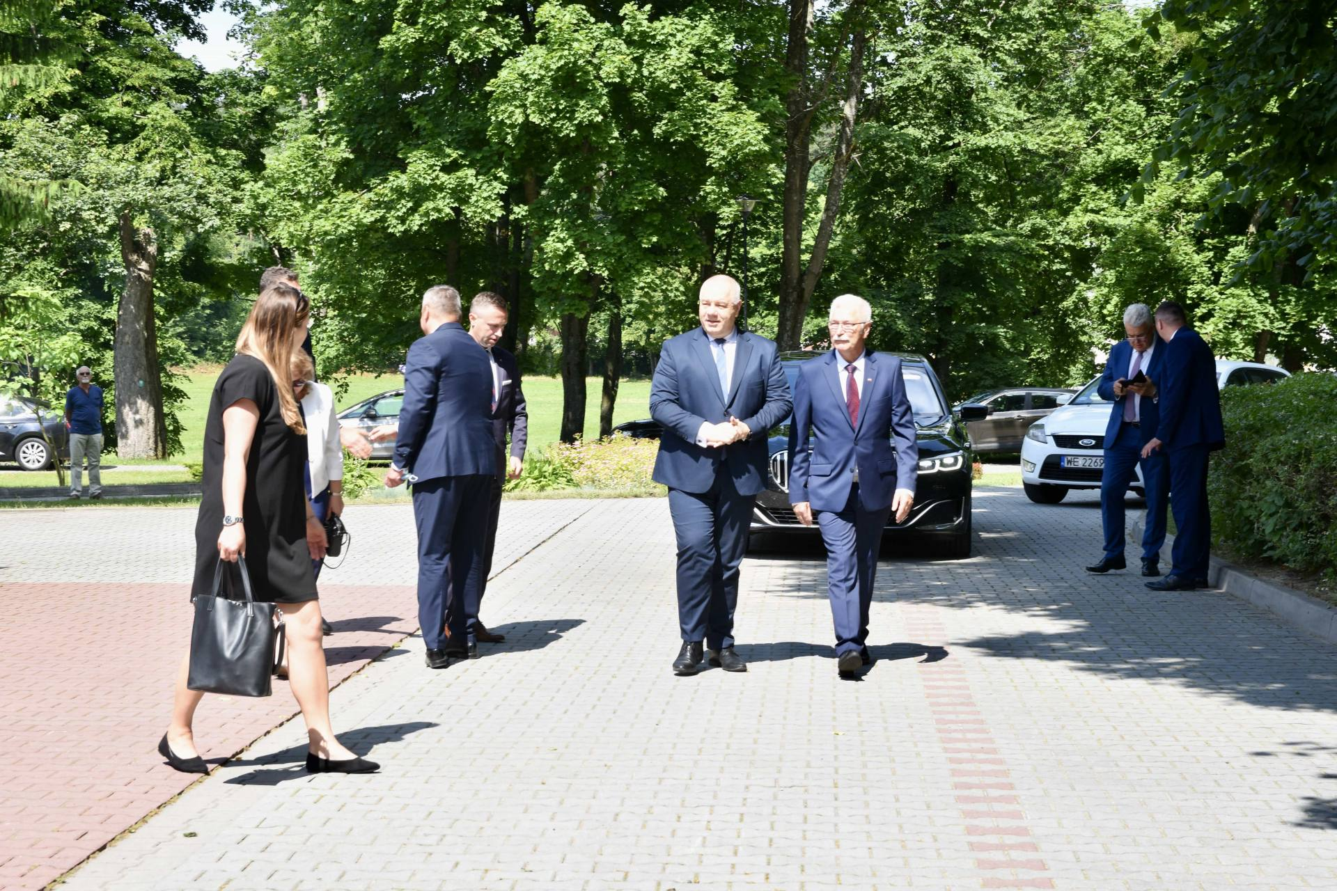 dsc 7405 Za 80 mln zł rozbudowane zostanie sanatorium w Krasnobrodzie.