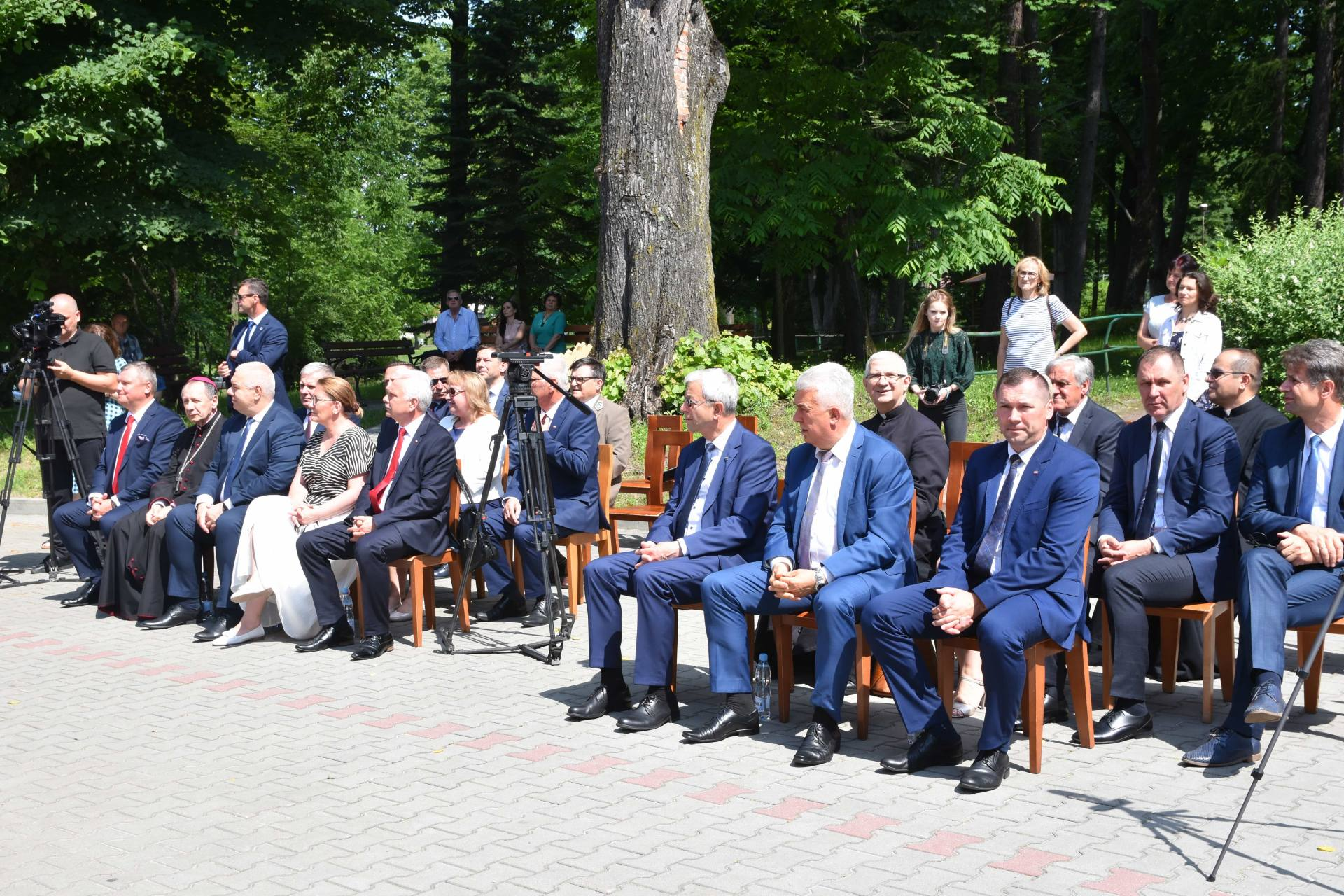 dsc 7428 Za 80 mln zł rozbudowane zostanie sanatorium w Krasnobrodzie.