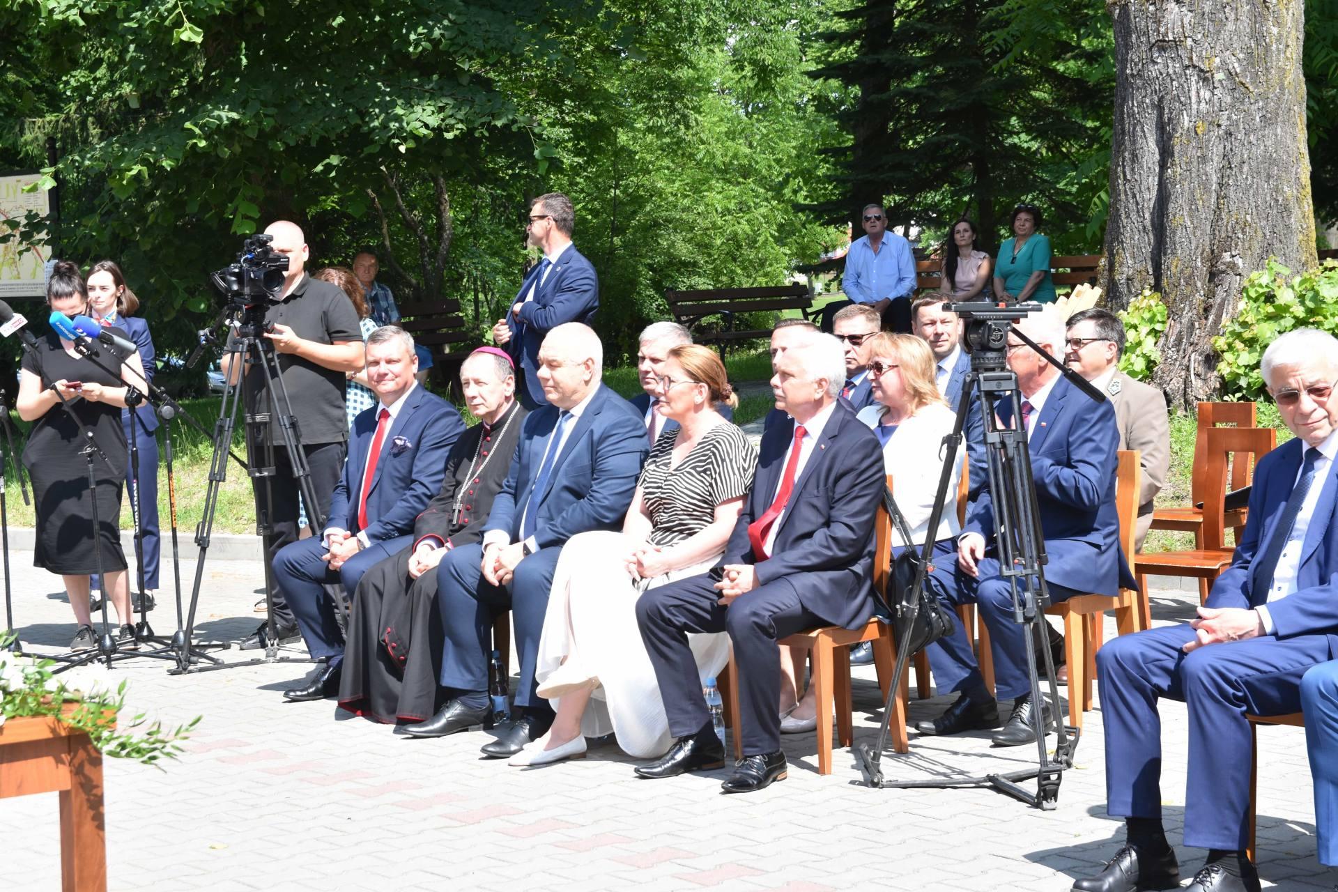 dsc 7429 Za 80 mln zł rozbudowane zostanie sanatorium w Krasnobrodzie.