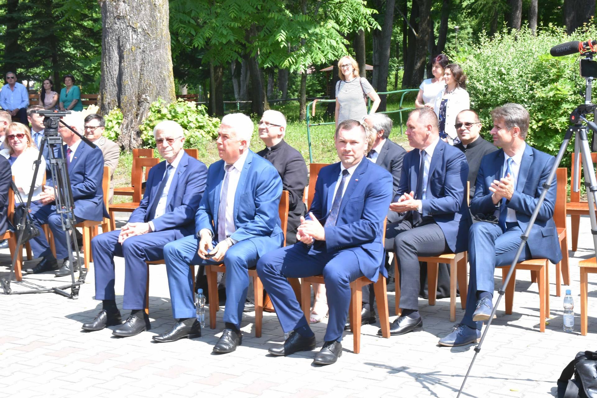 dsc 7430 Za 80 mln zł rozbudowane zostanie sanatorium w Krasnobrodzie.