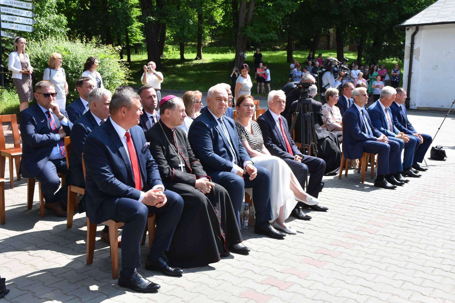 dsc 7436 Za 80 mln zł rozbudowane zostanie sanatorium w Krasnobrodzie.