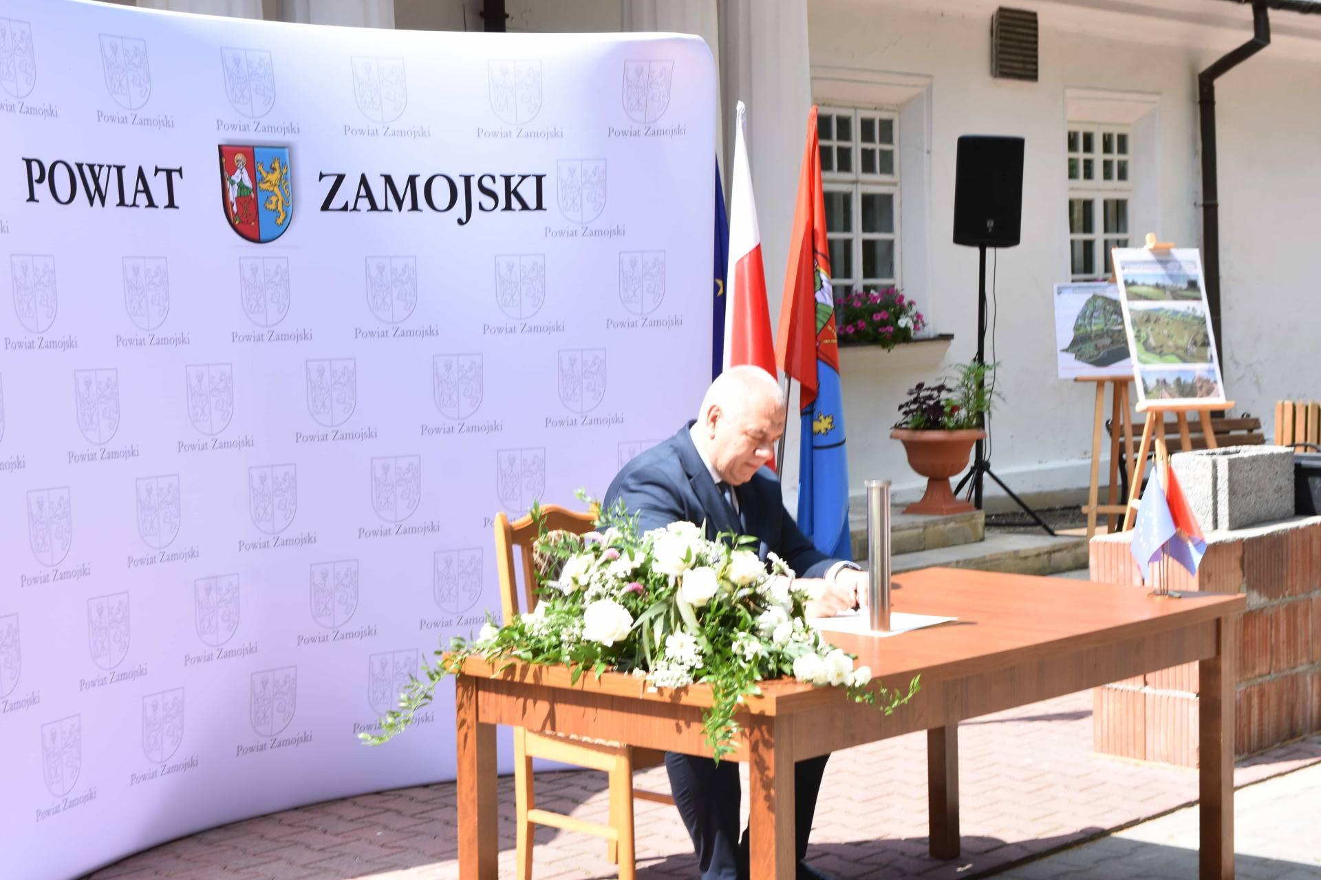 dsc 7439 Za 80 mln zł rozbudowane zostanie sanatorium w Krasnobrodzie.