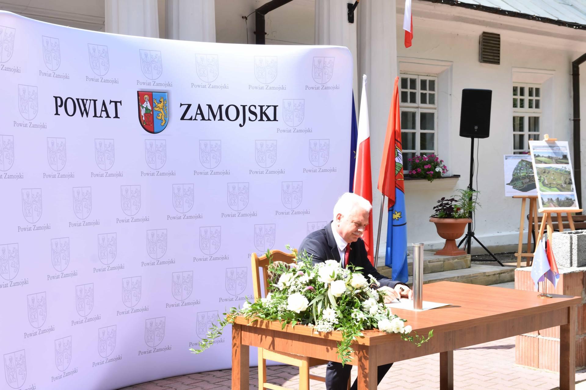 dsc 7442 Za 80 mln zł rozbudowane zostanie sanatorium w Krasnobrodzie.