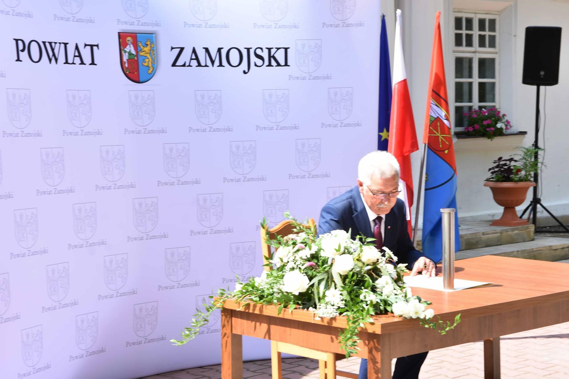 dsc 7455 Za 80 mln zł rozbudowane zostanie sanatorium w Krasnobrodzie.