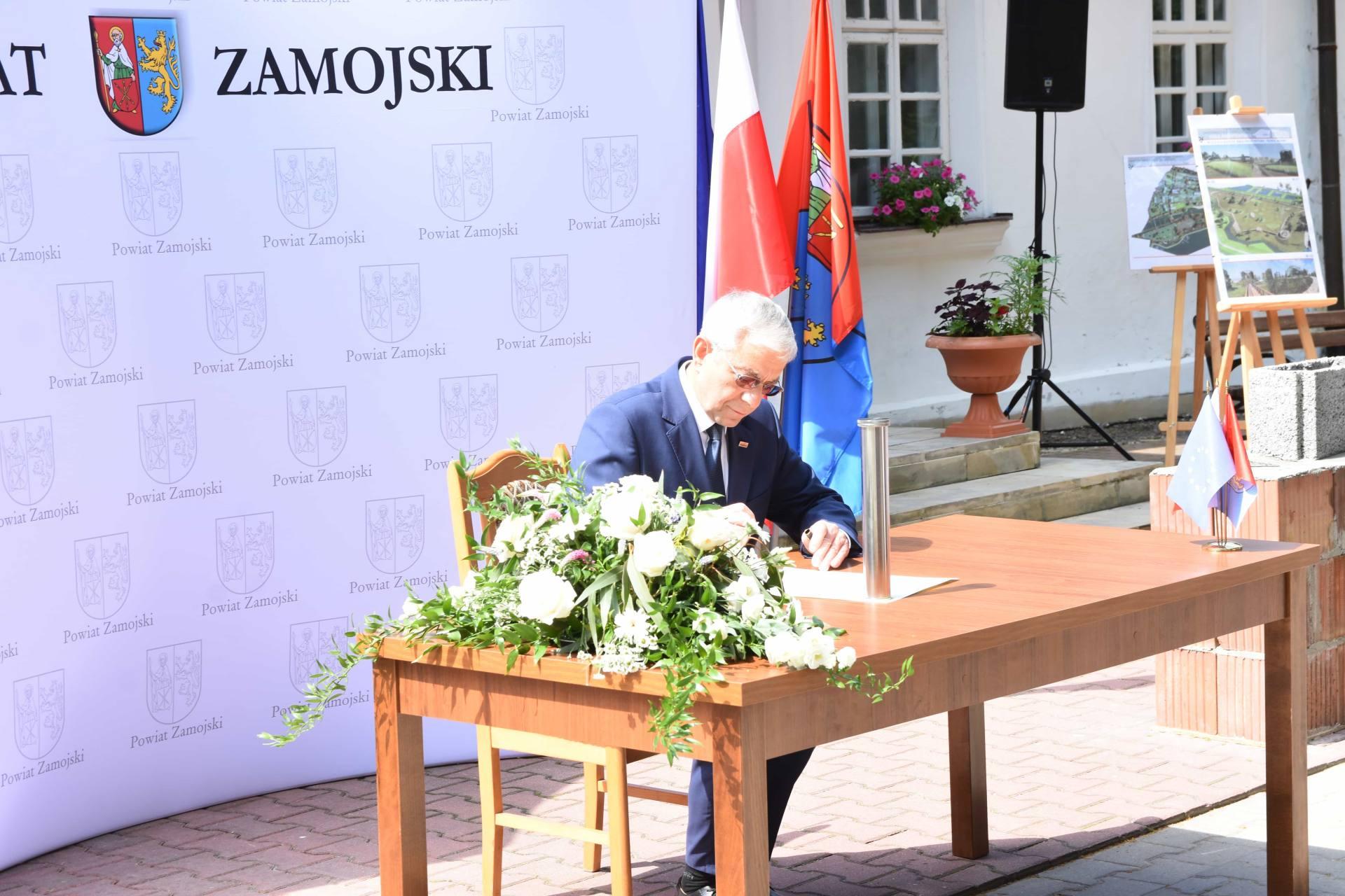 dsc 7462 Za 80 mln zł rozbudowane zostanie sanatorium w Krasnobrodzie.