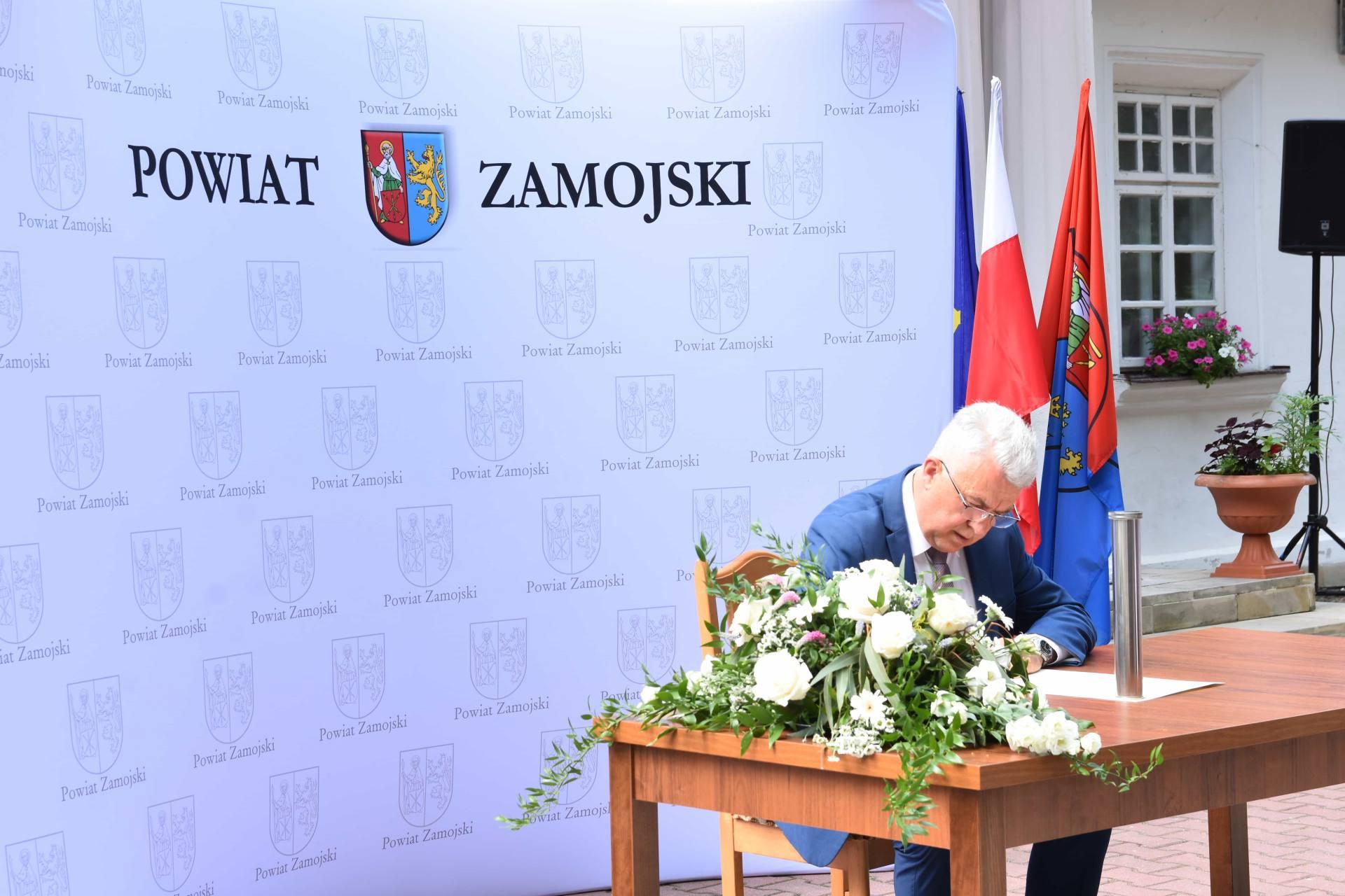 dsc 7468 Za 80 mln zł rozbudowane zostanie sanatorium w Krasnobrodzie.