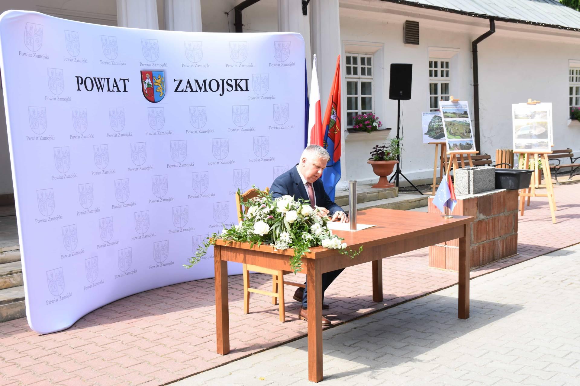 dsc 7471 Za 80 mln zł rozbudowane zostanie sanatorium w Krasnobrodzie.