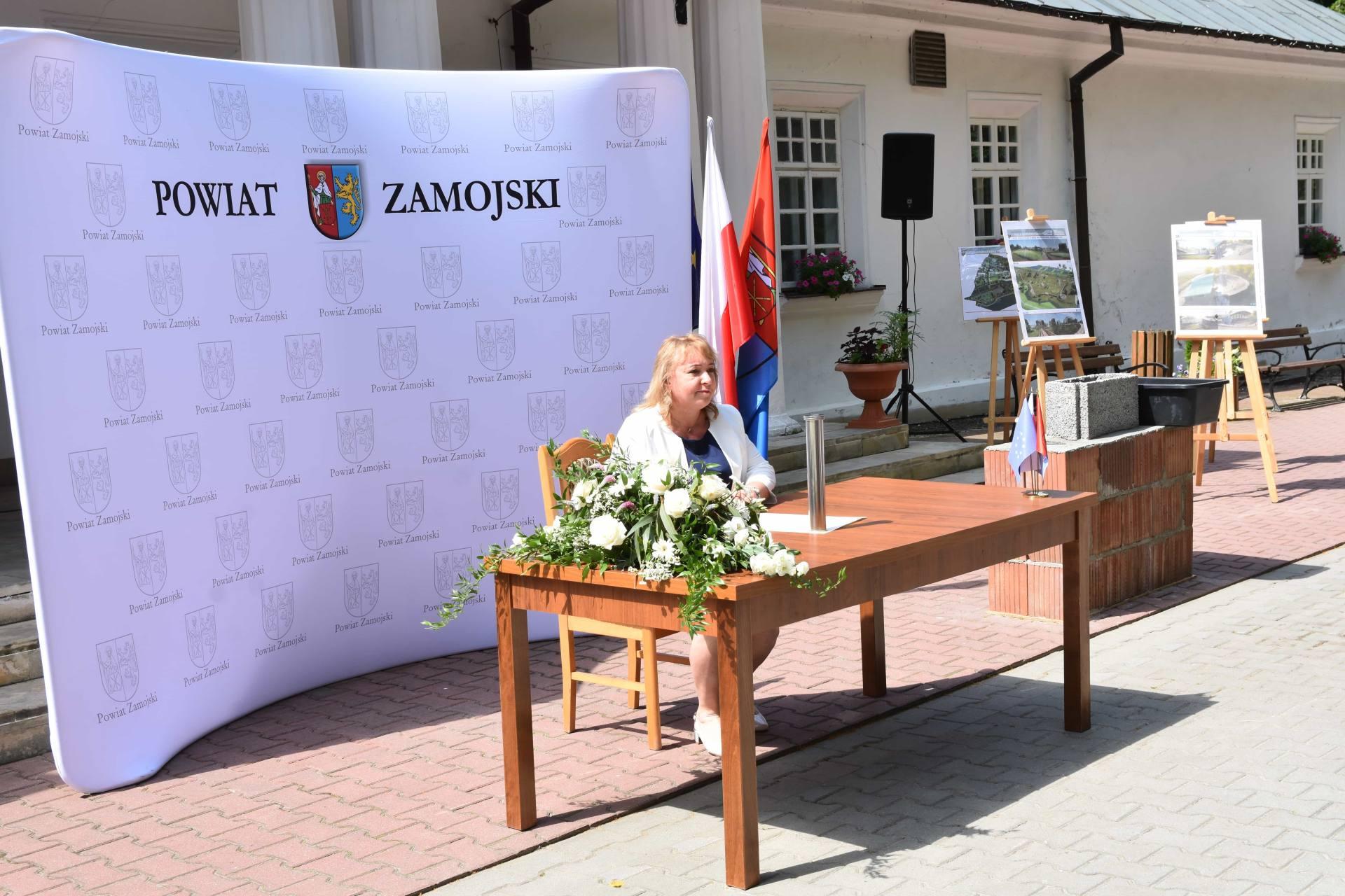 dsc 7475 Za 80 mln zł rozbudowane zostanie sanatorium w Krasnobrodzie.