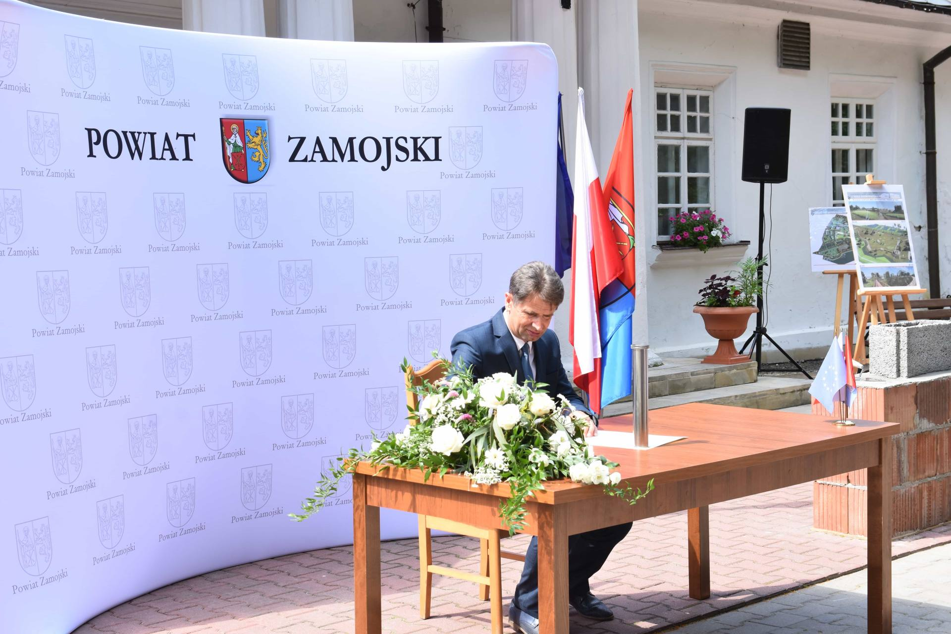 dsc 7477 Za 80 mln zł rozbudowane zostanie sanatorium w Krasnobrodzie.
